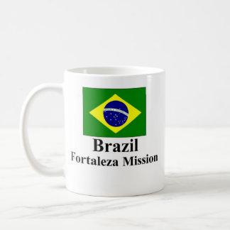 Misión Drinkware del Brasil Fortaleza Taza