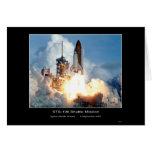 Misión en la que participa un trasbordador STS 106 Tarjetas