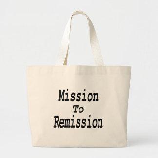 Misión en la remisión bolsas