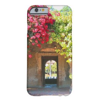 Misión en San Juan Capistrano Funda De iPhone 6 Barely There