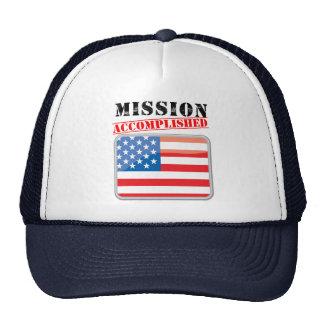 Misión Estados Unidos realizados Gorro