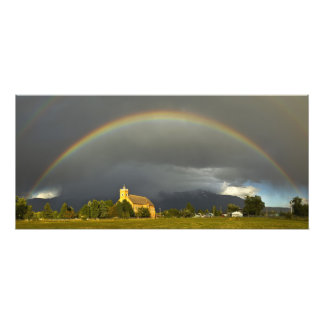 Misión histórica de St Ignatius en St Ignatius, 2 Fotografías