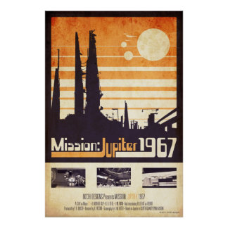Misión Júpiter 1967 Impresiones