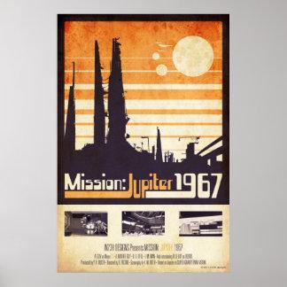 Misión: Júpiter 1967 Impresiones