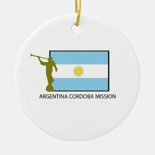 MISIÓN LDS DE LA ARGENTINA CÓRDOBA ADORNO PARA REYES