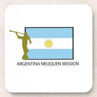 MISIÓN LDS DE LA ARGENTINA NEUQUEN POSAVASOS