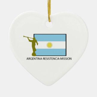 MISIÓN LDS DE LA ARGENTINA RESISTENCIA ADORNOS DE NAVIDAD