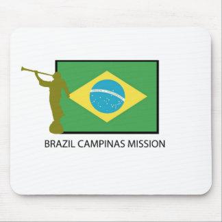 MISIÓN LDS DEL BRASIL CAMPINAS TAPETES DE RATONES