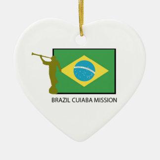 MISIÓN LDS DEL BRASIL CUIABA ORNATO