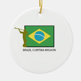 MISIÓN LDS DEL BRASIL CURITIBA ORNAMENTOS PARA REYES MAGOS