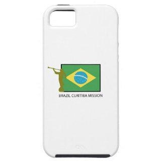 MISIÓN LDS DEL BRASIL CURITIBA iPhone 5 Case-Mate CÁRCASA