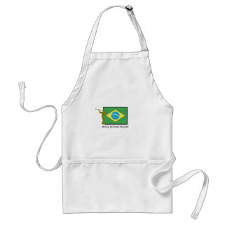 MISIÓN LDS DEL BRASIL GOIANIA DELANTALES