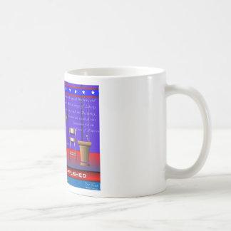 Misión lograda taza de café