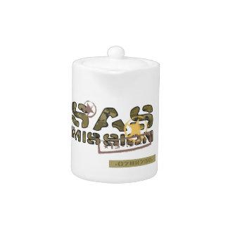 Misión militar del SAS de las fuerzas especiales