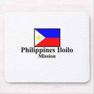 Misión Mousepad de Filipinas Iloilo LDS