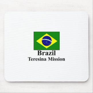 Misión Mousepad del Brasil Teresina LDS