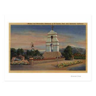 Misión San Bernardino Asistencia Postales