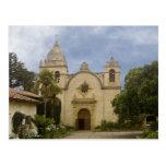 Misión San Carlos Borromeo de Carmelo Postales