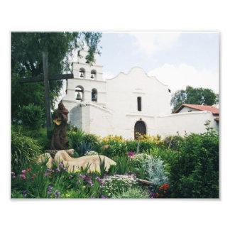 Misión San Diego de Alcala Cojinete