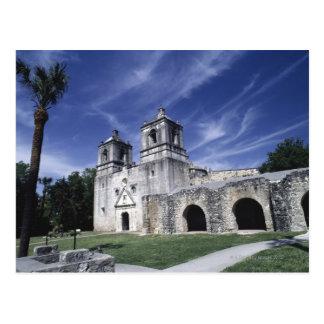 Misión San Jose, San Antonio, Tejas, los E.E.U.U. Tarjeta Postal