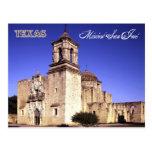 Misión San José, San Antonio, Tejas Postal