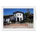 Misión San Luis Obispo Tarjeta De Felicitación