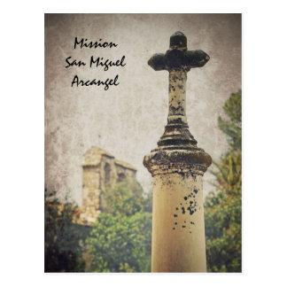 Misión San Miguel Arcangel Postales