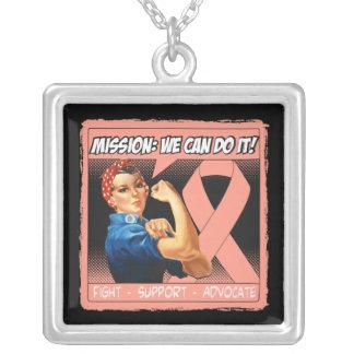 Misión uterina del cáncer podemos hacerla joyería