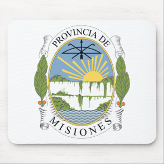 misiones, Argentina Mouse Pad