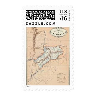 Misiones Argentina Postage Stamp