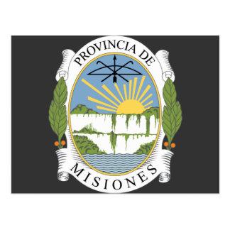 misiones, Argentina Postcard