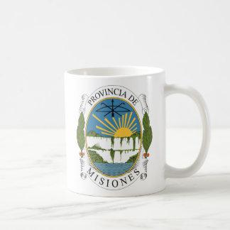 Misiones Coat of Arms Mug