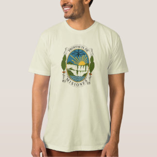 Misiones Coat of Arms T-shirt