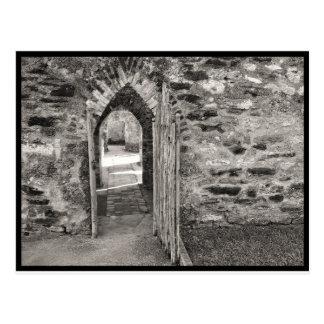 Misiones de San Antonio - puerta vieja Postales