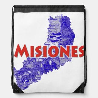 Misiones Drawstring Bag