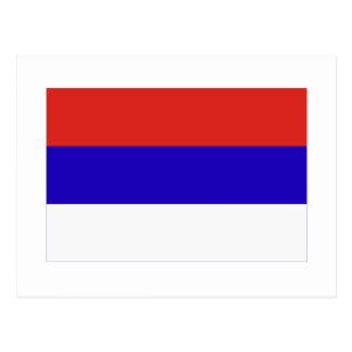 Misiones flag postcards