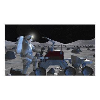 Misiones futuras 10 de la exploración espacial impresión fotográfica
