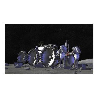 Misiones futuras 12 de la exploración espacial impresión fotográfica