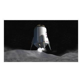 Misiones futuras 2 de la exploración espacial impresion fotografica