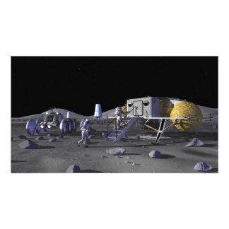 Misiones futuras 3 de la exploración espacial fotografías