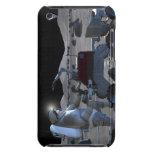 Misiones futuras 7 de la exploración espacial barely there iPod cárcasas