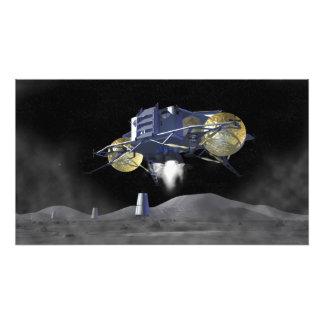 Misiones futuras 7 de la exploración espacial fotografias