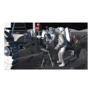Misiones futuras 8 de la exploración espacial impresión fotográfica