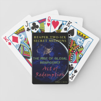 Misiones secretas de las tarjetas de Two-Six del s Cartas De Juego