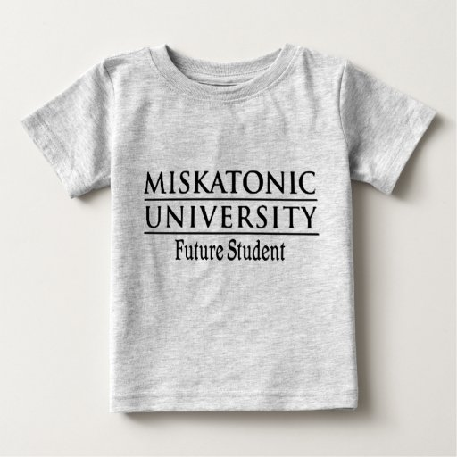 Miskatonic Future Student Tshirt
