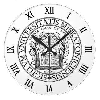 Miskatonic Large Clock