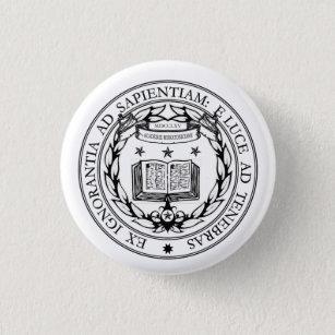 Miskatonic Seal Pinback Button