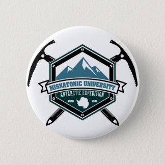Miskatonic University Antarctic Expedition Button