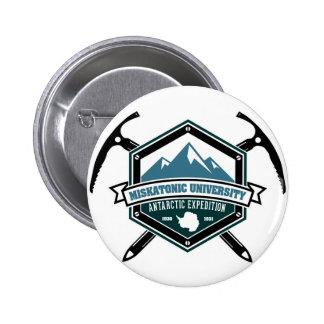 Miskatonic University Antarctic Expedition Button