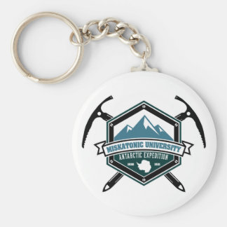 Miskatonic University Antarctic Expedition Keychain